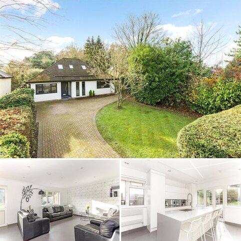 3 bedroom detached house for sale - London Road, Halstead, Sevenoaks, Kent, TN14