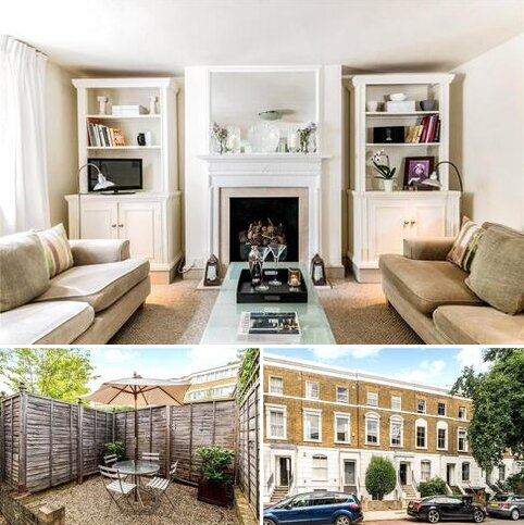 1 bedroom flat for sale - Fentiman Road, London, SW8
