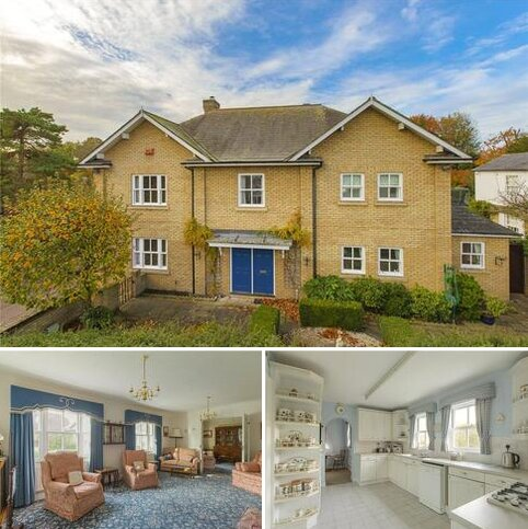 4 bedroom detached house for sale - Palace Gardens, Royston, Hertfordshire, SG8