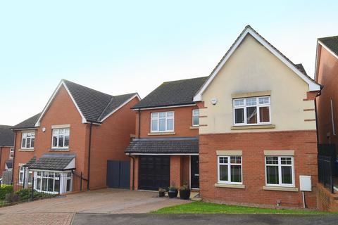 4 bedroom detached house for sale - Claypits Close, Banbury, OX16