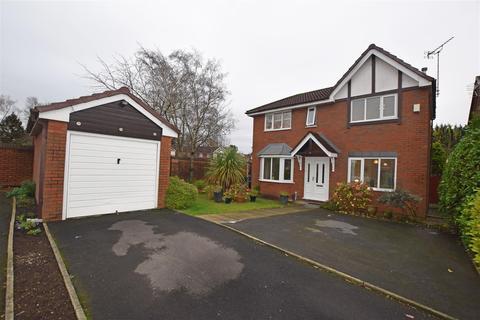 3 bedroom detached house for sale - Silverton Grove, Middleton, Manchester