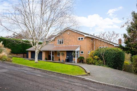 5 bedroom detached house for sale - Battledown Drive, Battledown, Cheltenham