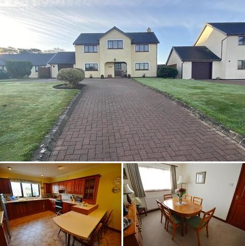 4 bedroom detached house for sale - Cooksyeat View, Kilgetty
