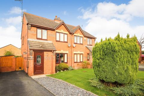 3 bedroom semi-detached house for sale - Brickbarn Close, Buckley