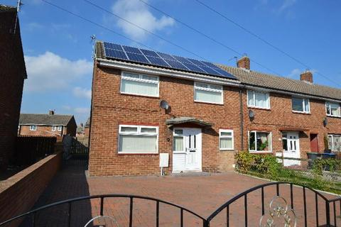 2 bedroom end of terrace house to rent - Fern Grove, Spennymoor