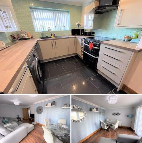 3 bedroom end of terrace house for sale - Broughton Avenue, Portmead, Swansea
