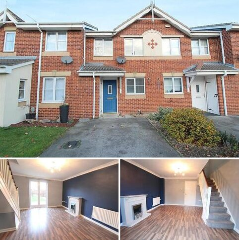2 bedroom terraced house for sale - Shilling Close, Kingswood