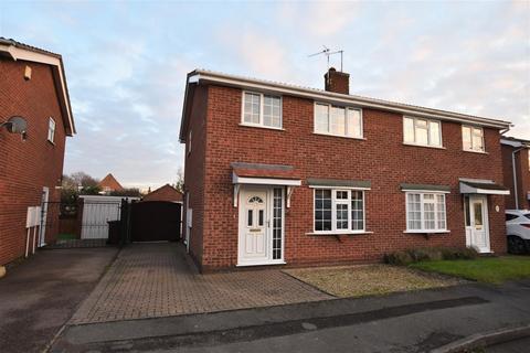 3 bedroom semi-detached house for sale - Neville Close, Shepshed, Loughborough
