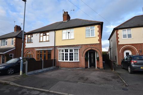 3 bedroom semi-detached house for sale - Newlands Avenue, Shepshed, Loughborough