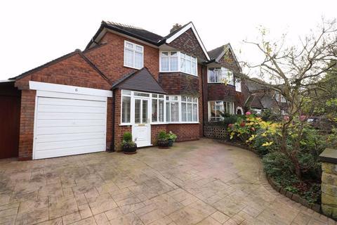 3 bedroom semi-detached house for sale - Alderfield Road, Chorlton, Manchester, M21