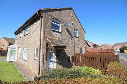 3 bedroom semi-detached house for sale - The Spinney, Brackla, Bridgend