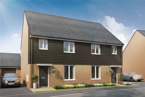 3 bedroom semi-detached house for sale - The Byford - Plot 110 at Church View, Stoke Road, Hoo, Stoke Road, Hoo ME3