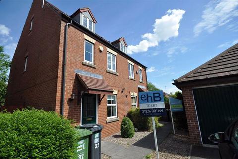 3 bedroom townhouse to rent - Coriolanus Square, Warwick