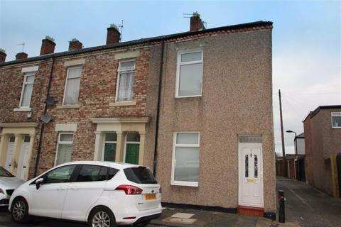 2 bedroom end of terrace house for sale - Hopper Street, North Shields, NE29