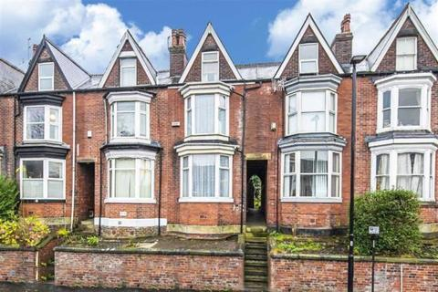 4 bedroom terraced house to rent - 155 Sharrowvale Road, Sheffield, S11 8ZA