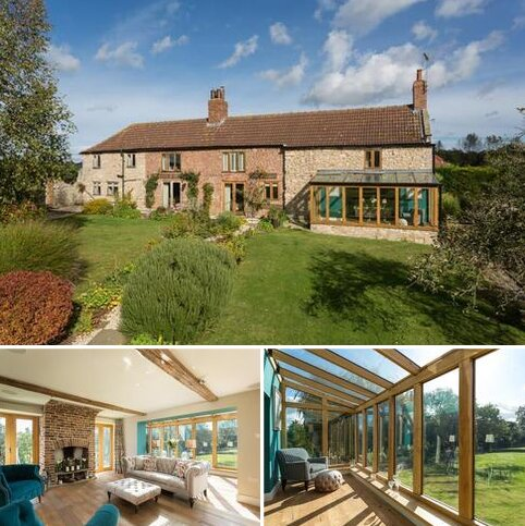 5 bedroom house for sale - Rose House Farm, Haddlesey Road, Birkin, Knottingley, West Yorkshire