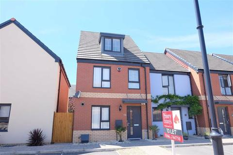 3 bedroom end of terrace house to rent - Portland Drive, Barry, Vale Of Glamorgan