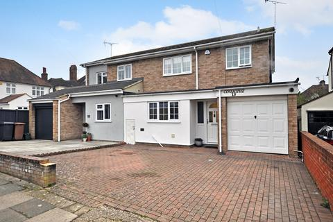 3 bedroom semi-detached house for sale - Second Avenue, Chelmsford, CM1