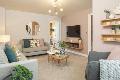 3 bedroom terraced house - Plot 49, Maidstone at Blackberry Park, Park Lane, Coalpit Heath, BRISTOL BS36