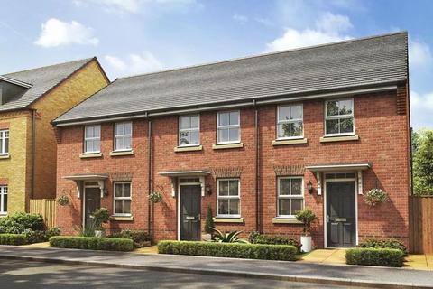 David Wilson Homes - Scholars Place - Plot 96, Kenley at Emberton Grange, Hassall Road, Alsager, STOKE-ON-TRENT ST7