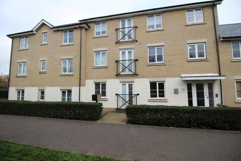 2 bedroom ground floor flat - Burghley Way, Chelmsford, Essex, CM2