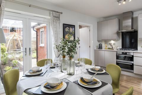 4 bedroom semi-detached house for sale - The Becket at Langford Mills, Langford Mills, Taunton TA2