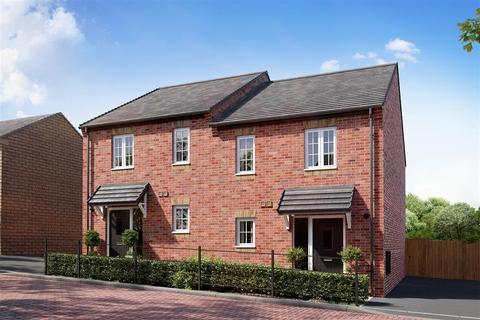2 bedroom semi-detached house - The Moford - Plot 207 at Moseley Green, Moseley Wood Gardens, Cookridge LS16
