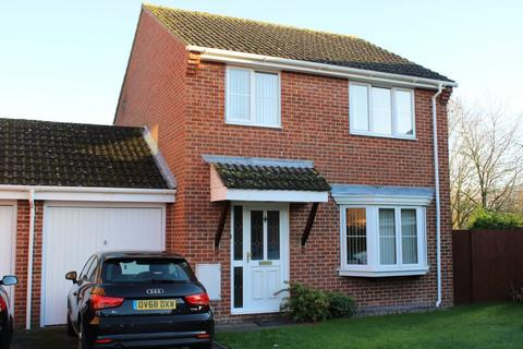 3 bedroom link detached house for sale - Spurcroft Road Thatcham