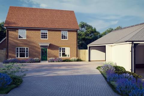 5 bedroom detached house for sale - The Farmhouse, Charing Heath