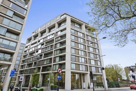 2 bedroom flat - Wolfe House, 389 Kensington High Street, London, W14 8QA