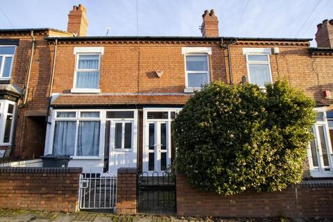 4 bedroom terraced house to rent - Westminster Road, Selly Oak