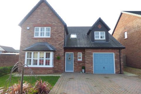 4 bedroom detached house for sale - Croft Close, Cumwhinton, Carlisle, CA4 8FG