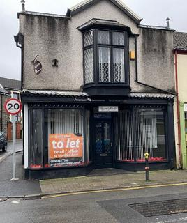 Retail property (high street) to rent - Tylacelyn Road -  Penygraig