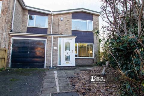 3 bedroom semi-detached house - Forsythia Gardens, LENTON, Nottingham, NG7 2LW
