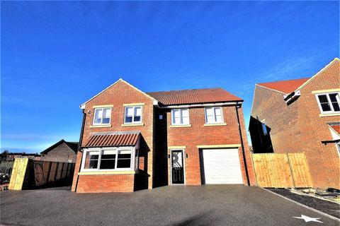 4 bedroom detached house - Kings Court, Horden, County Durham, SR8 4TB
