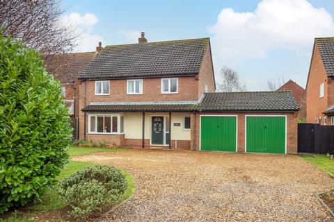 4 bedroom detached house for sale - Dereham