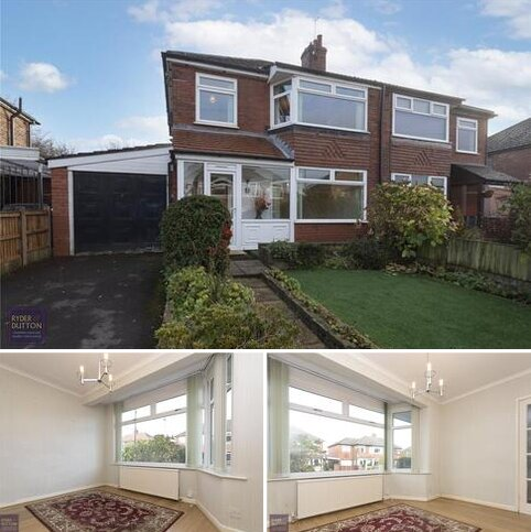 3 bedroom semi-detached house for sale - Caen Avenue, Moston, Greater Manchester, M40