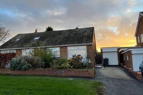 2 bedroom semi-detached bungalow for sale - Nuns Row, Gilesgate Moor