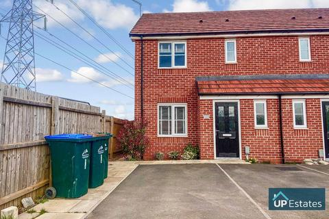 3 bedroom semi-detached house for sale - Willow Way, Bluebell Wood, Coventry
