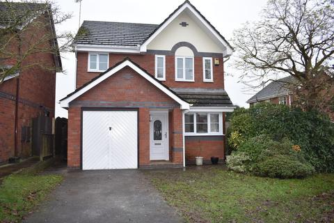 3 bedroom detached house to rent - The Orchards, Shavington, CW2 5HZ