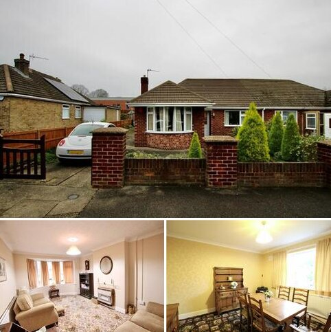 3 bedroom semi-detached bungalow for sale - Broadway, Lincoln