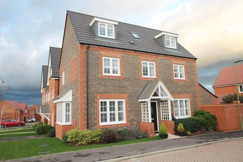 4 bedroom detached house for sale - Drovers Crecent, THAME, OX9