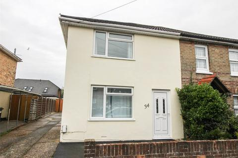 4 bedroom semi-detached house to rent - Wycliffe Road, Bournemouth, BH9
