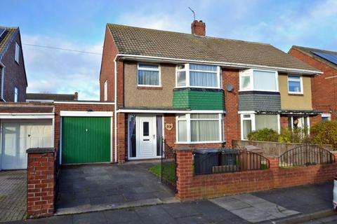 3 bedroom semi-detached house - Burwood Road, North Shields