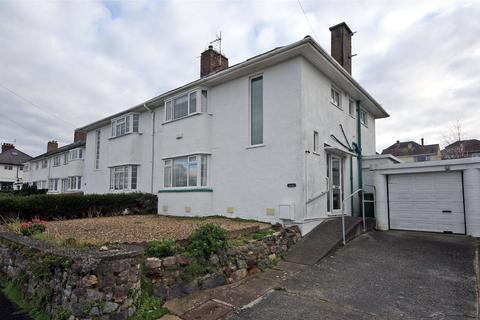 3 bedroom semi-detached house - Llys Meirion, Caernarfon, Gwynedd, LL55