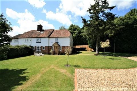 4 bedroom semi-detached house for sale - Dukes Cottages, Hawkhurst Road, Cranbrook, Kent, TN17 3PU