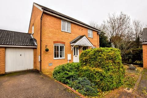 2 bedroom semi-detached house for sale - Lowick Place, Emerson Valley