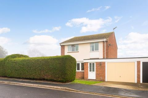 3 bedroom detached house for sale - Scott Close, Bicester