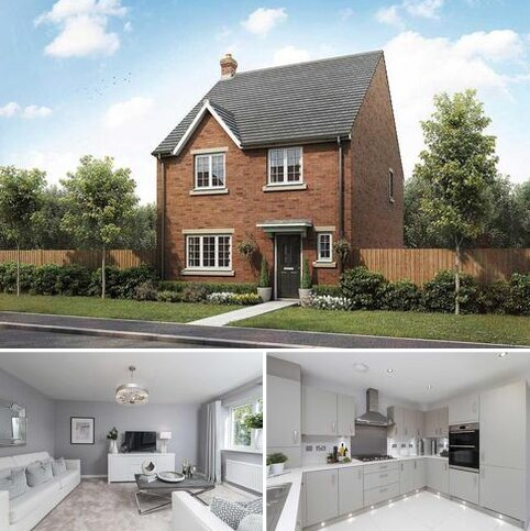 4 bedroom semi-detached house for sale - Plot 14, The Mylne at Springfields, Linchfield Road, Deeping St James PE6