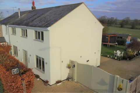 4 bedroom semi-detached house for sale - Tattlebank Cottages, London Road, Willoughby, Rugby